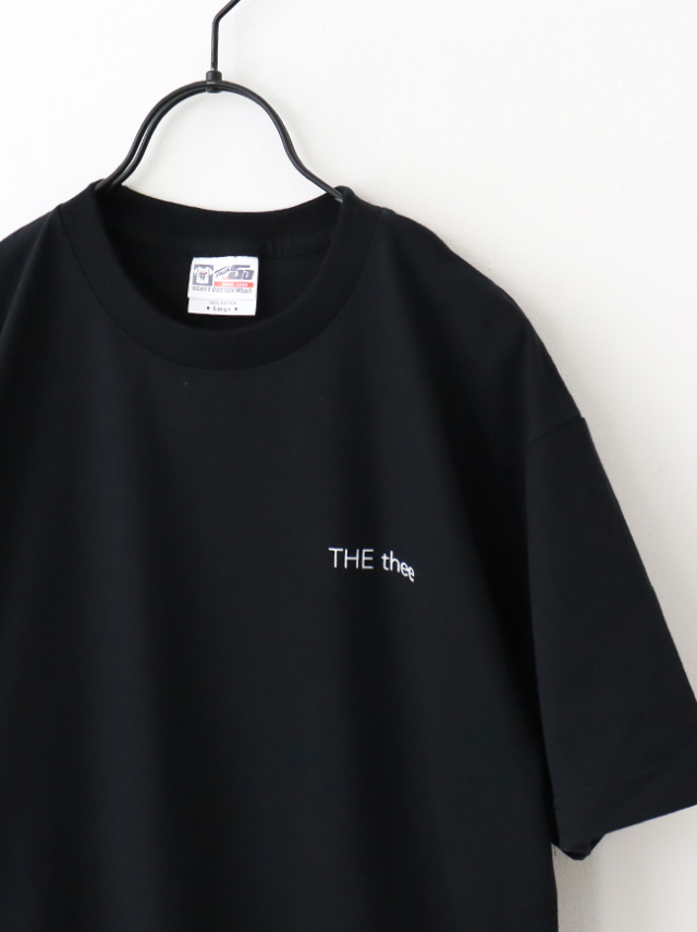 nisica THE thee プリントTee