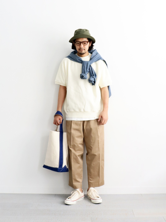 HAVERSACK C/L Twill Belted Pants