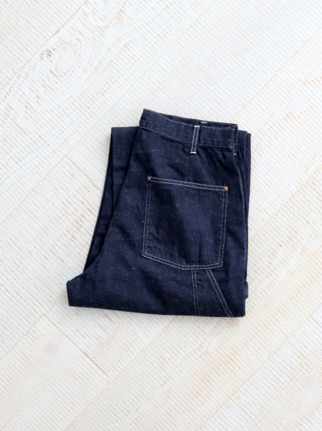 Ordinary fits PAINTER PANTS -ONE WASH