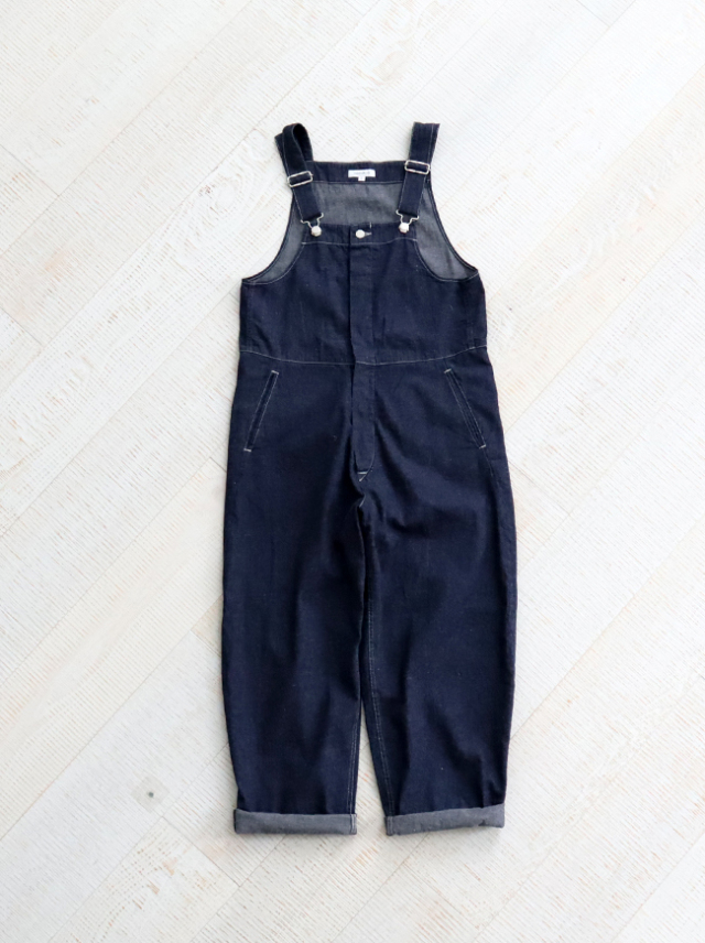 Ordinary fits DUKE OVERALL -ONE WASH