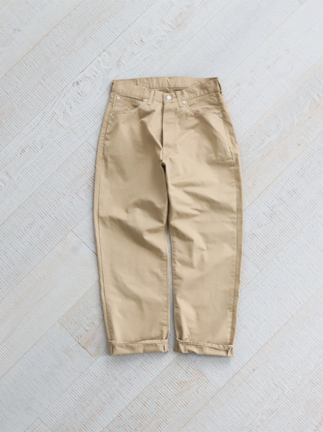Ordinary fits NEW FARMERS 5P CHINO