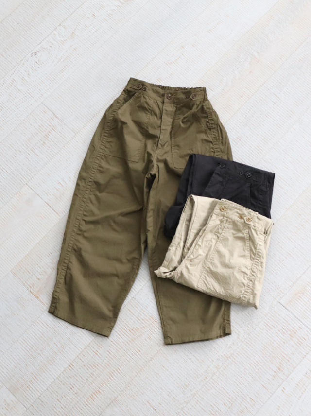 Ordinary fits JAMES PANTS
