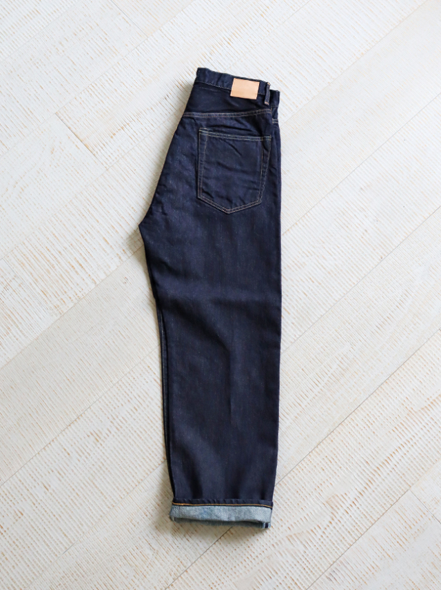 HATSKI Straight Denim -Washi HTK-20004