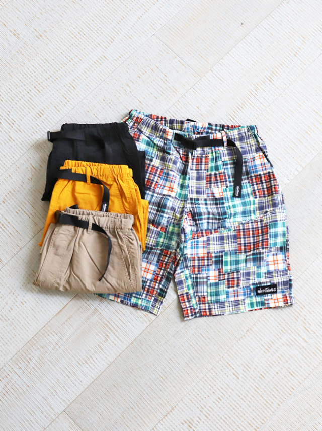 WILD THINGS CAMP SHORTS