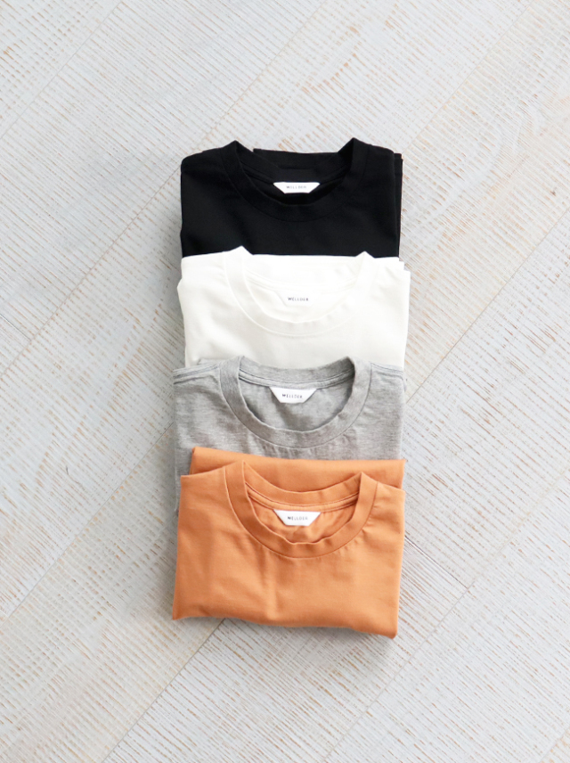 WELLDER Wide Fit T-Shirts
