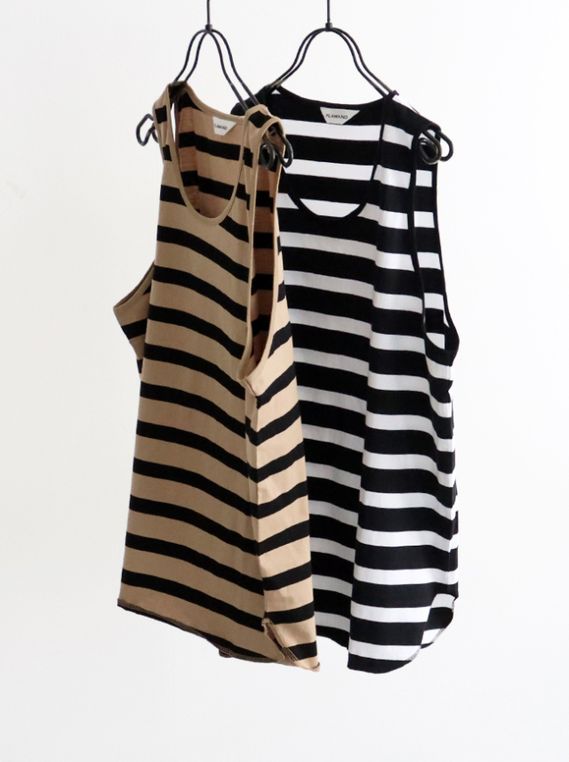 FLAMAND TANK -STRIPE