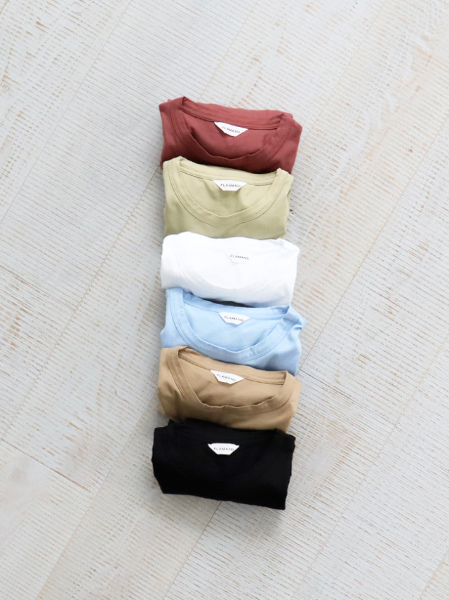 FLAMAND REGULAR TEE