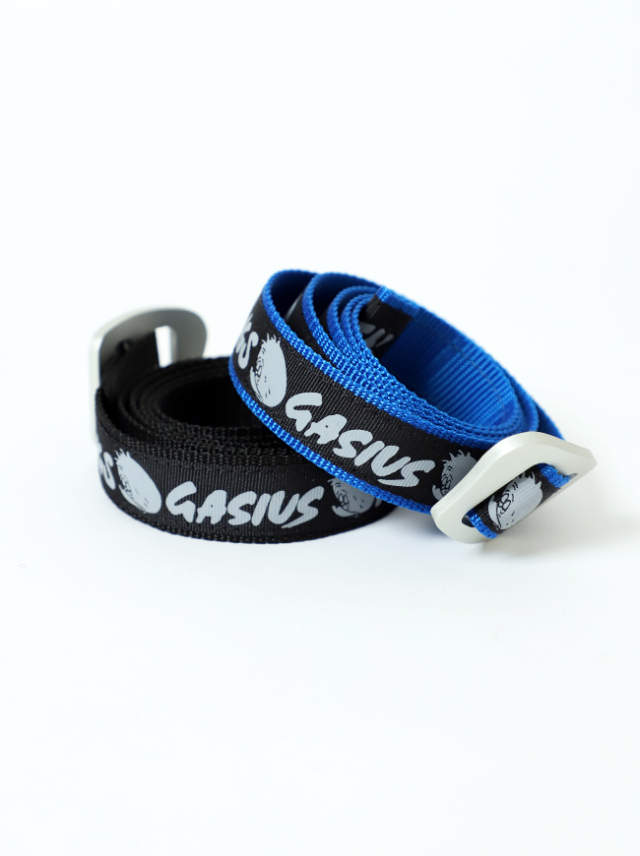 GASIUS×WILDTHINGS HIKEY DUCK LING BELT