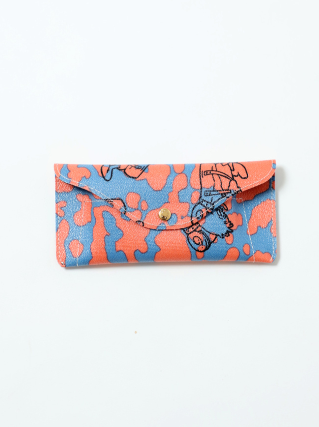 GASIUS×WILDTHINGS GLASSES CASE