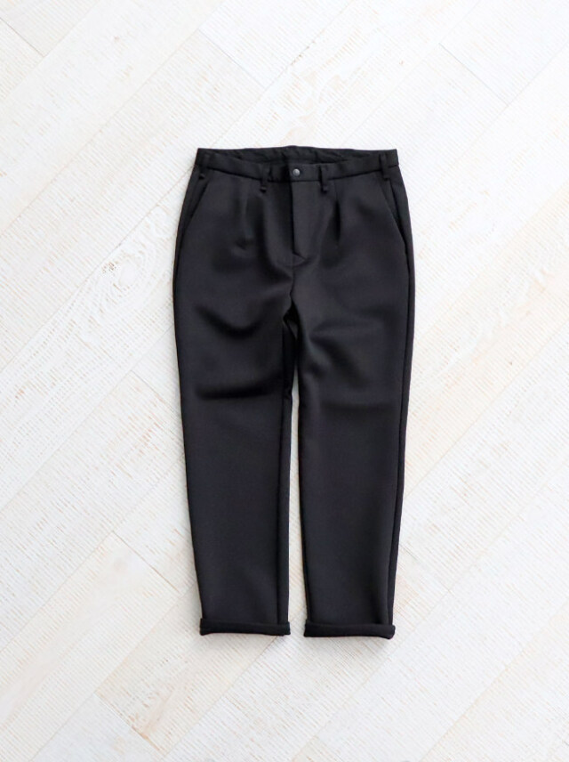 "CURLY TRACK TROUSERS ""Plain"""