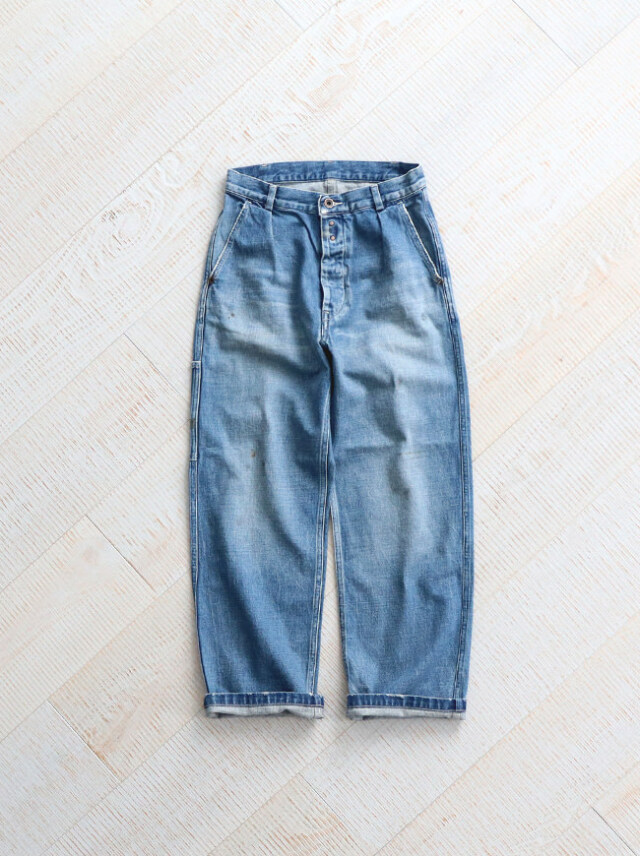 Re:ORDINARY DENIM WORK PANTS -5YEAR