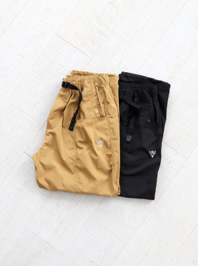 SOUTH2 WEST8 Belted C.S. Pant - Poly Gabardine
