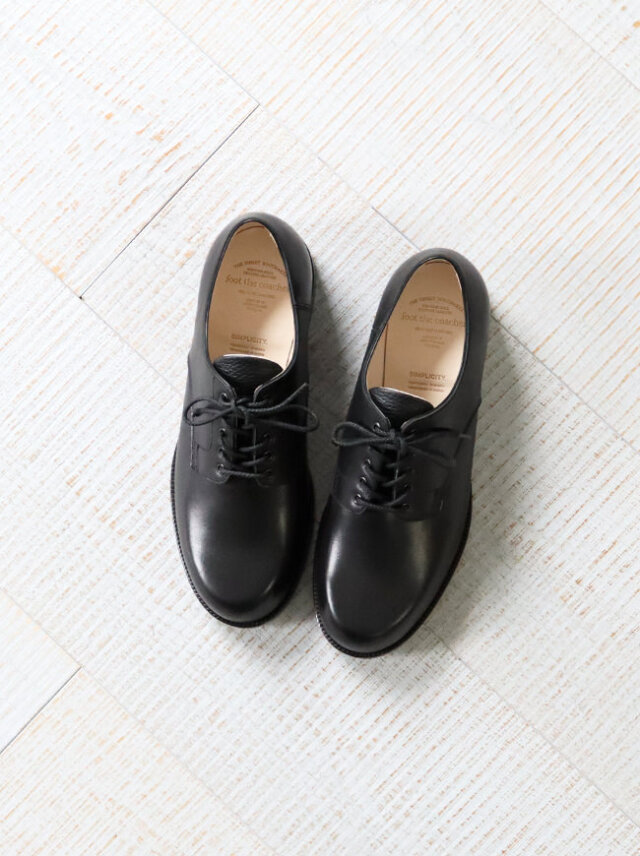 foot the coacher GERMAN SHOES (SIMPLICITY) -BLACK