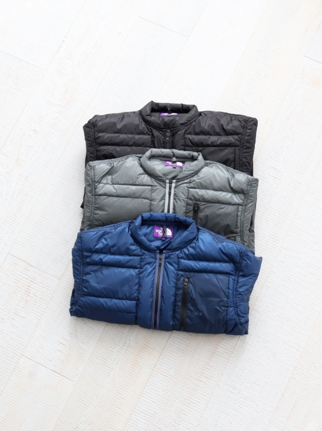 THE NORTH FACE PURPLE LABEL Field Down Jacket