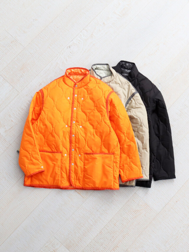 Kaptain Sunshine Padding Liner Jacket
