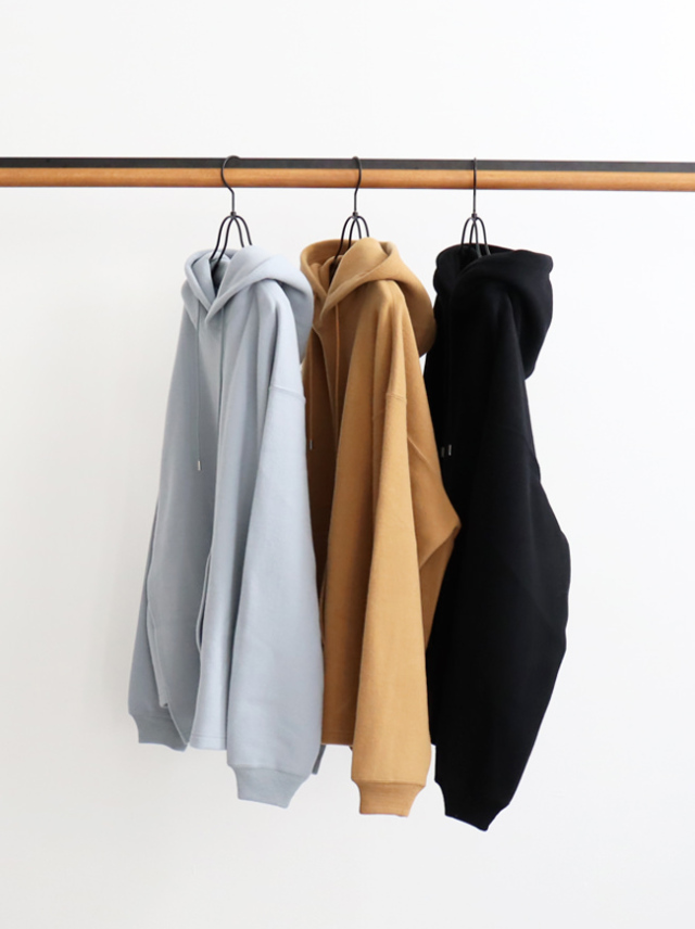 WELLDER Twisted Hooded Pullover