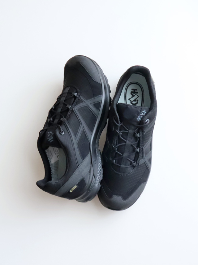 "HAIX BLACK EAGLE -Athletic 2.1 GTX LOW ""BLACK"""
