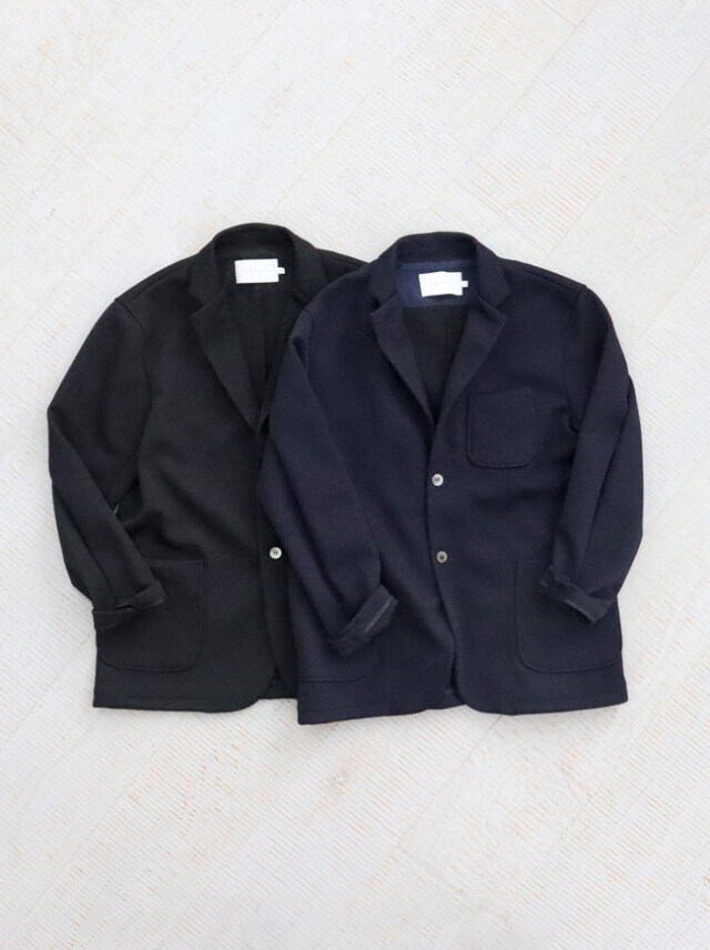 CURLY TRACK JACKET-Kersey-