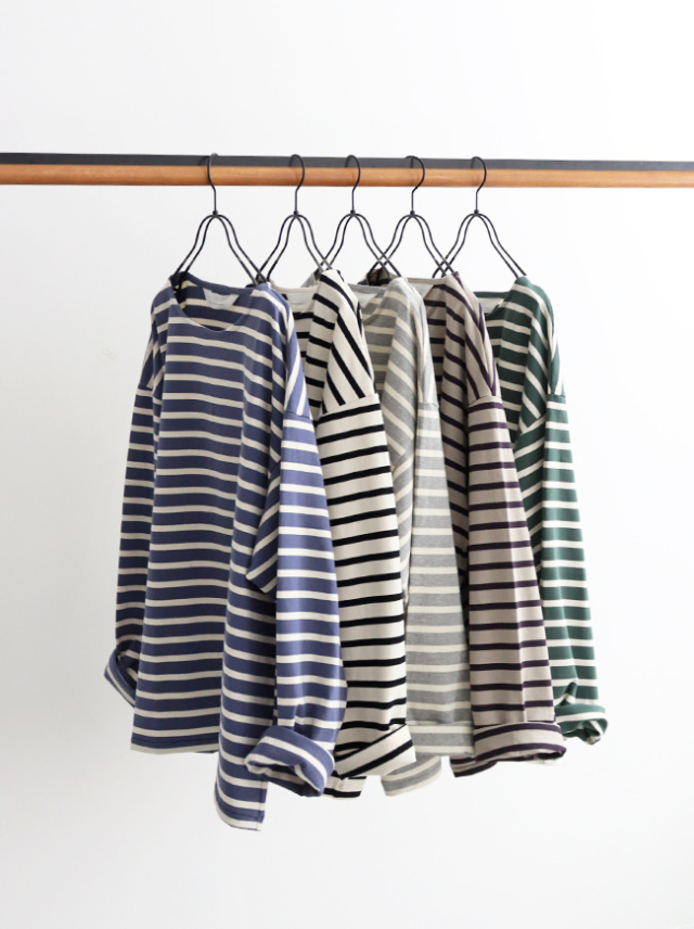 ANDER LS FRENCH BOX TEE