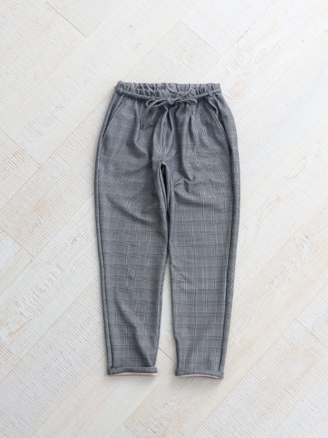 """CURLY CLIFTON EZ TROUSERS """"Check"""""""