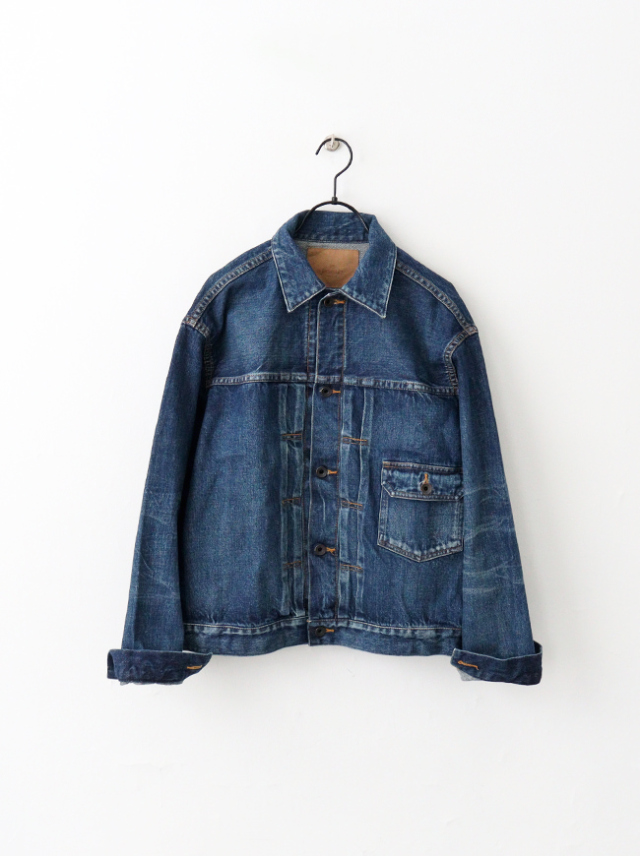Re:ORDINARY DENIM JACKET -1YEAR