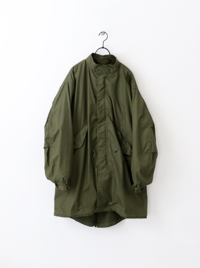 DEADSTOCK US ARMY M-65 FISHTAIL PARKA -SMALL-