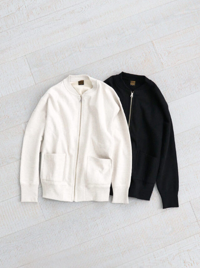 A Vontade Zip Sweat Cardigan
