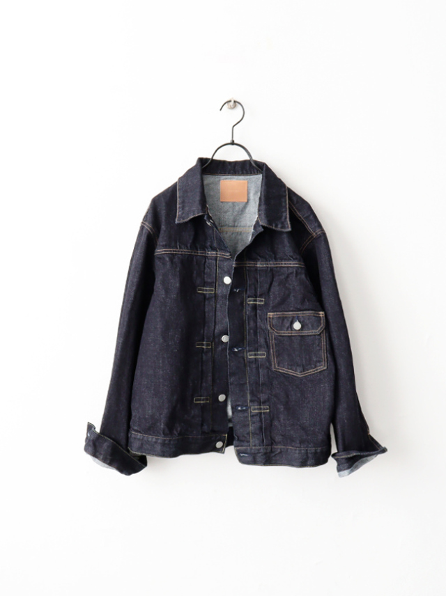 HATSKI Denim Jacket HTK-21009