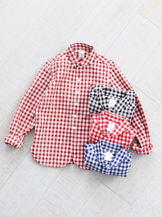 maillot Sunset Big Gingham Work Shirts(ビッグギンガム・ワーク) MAS-004B