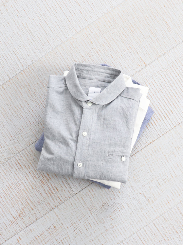 maillot Sunset Work Shirts (無地・ワーク) MAS-002