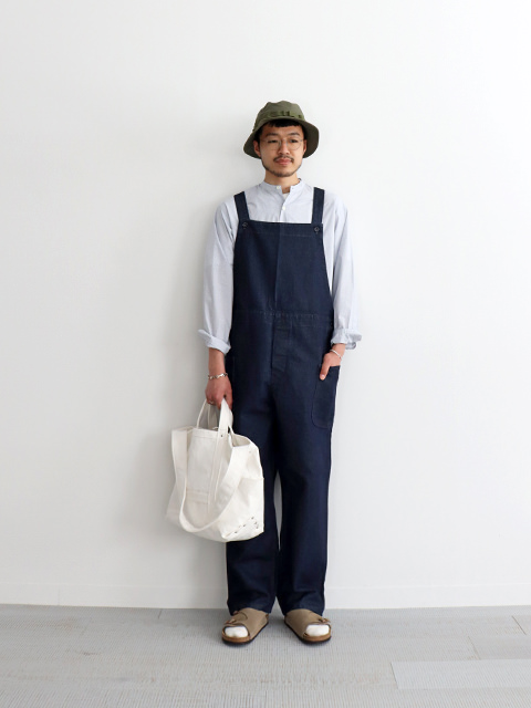 HATSKI Washi Denim Overall