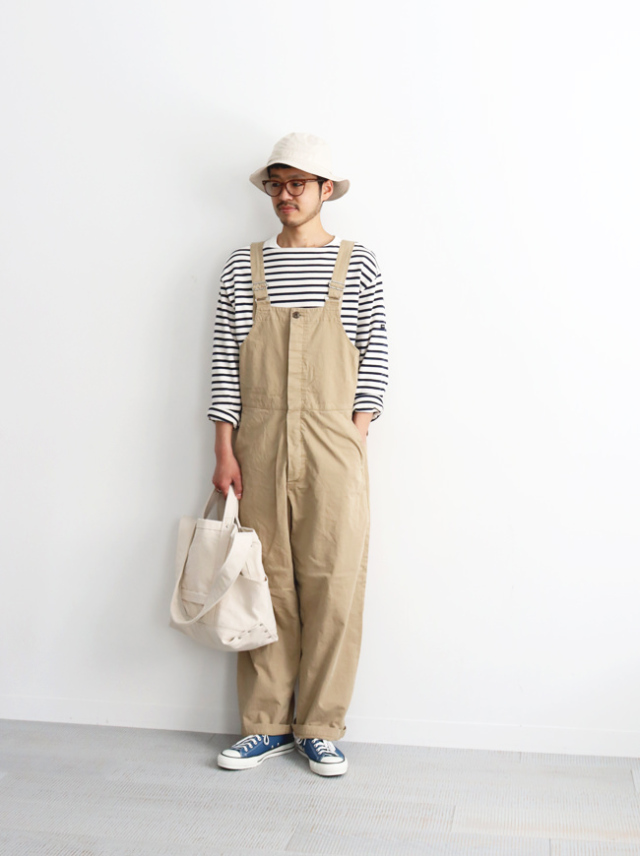 Ordinary fits DUKE OVERALL /OF-O025