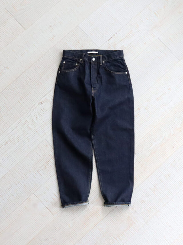 HATSKI Loose Tapered Washi Denim
