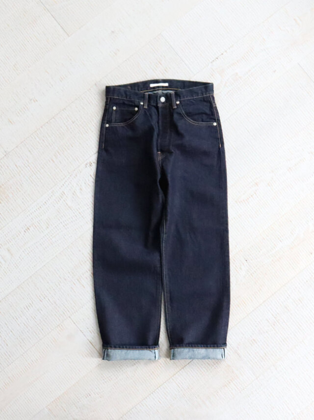 HATSKI Straight Washi Denim