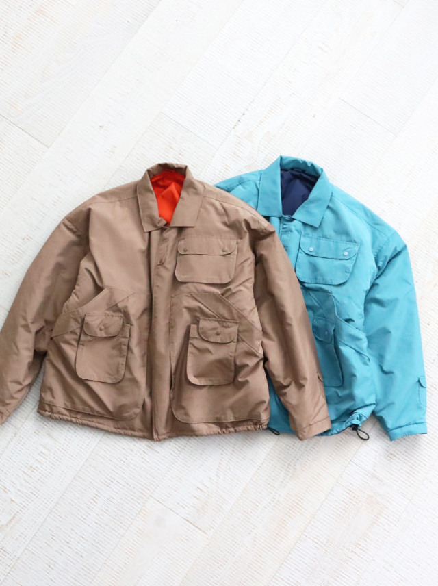NOROLL TWO FACE JACKET