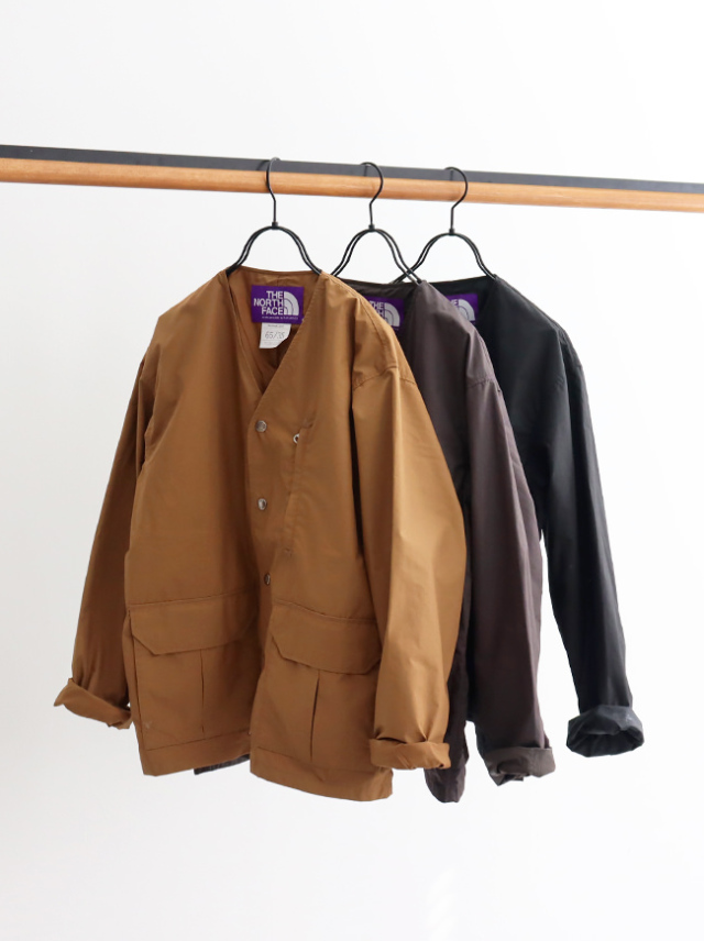 THE NORTH FACE PURPLE LABEL Midweight 65/35 Hopper Field Cardigan