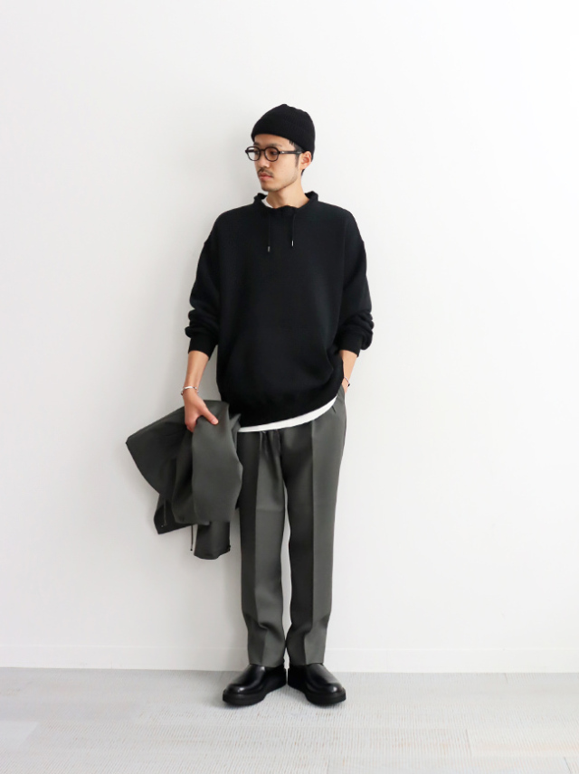 WELLDER Belted Trousers