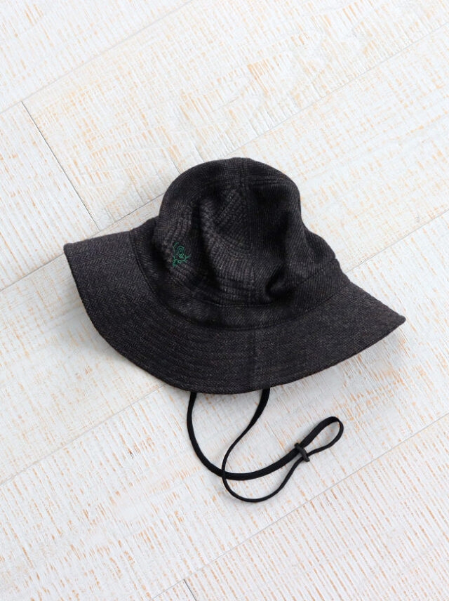 SOUTH2 WEST8 Crusher Hat - Tweed / Crazy Pattern