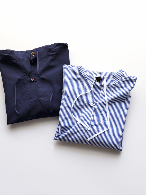 A Vontade Hooded Pullover Shirts