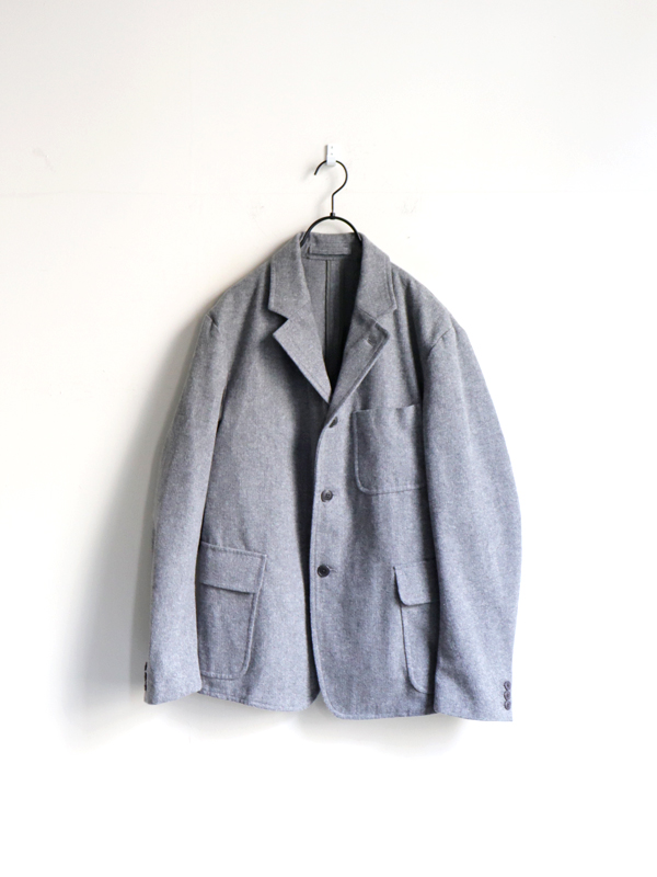 A Vontade Cotton Melton 3B Jacket