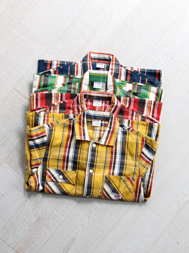 BIG MAC Coverall Shirts - Flannel
