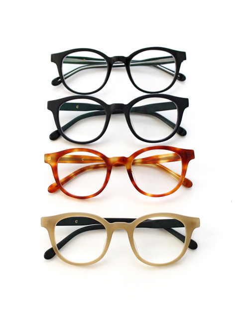 "Buddy Optical ""p""(ピアノ) Collection  眼鏡 - e (エー) -"
