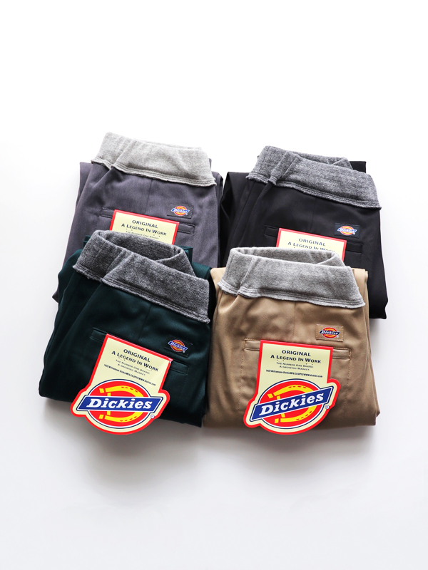Dickies × CURLY ASSEMBLY EZ TROUSERS