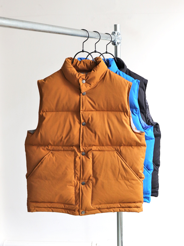 CURLY ASTOR VEST