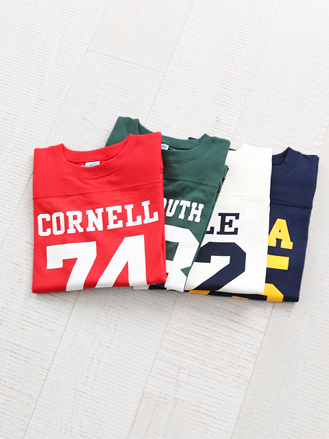 Champion 3/4 Sleeve Football T-Shirt