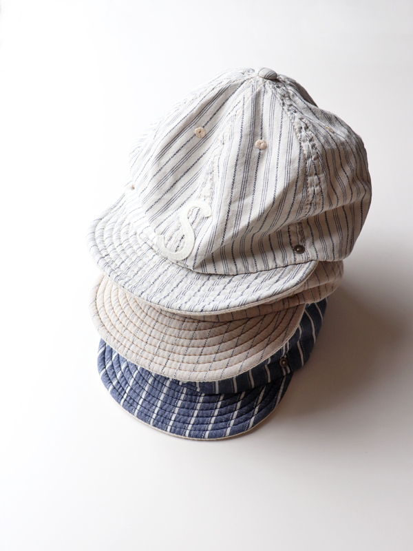 DECHO BALL CAP - STRIPE