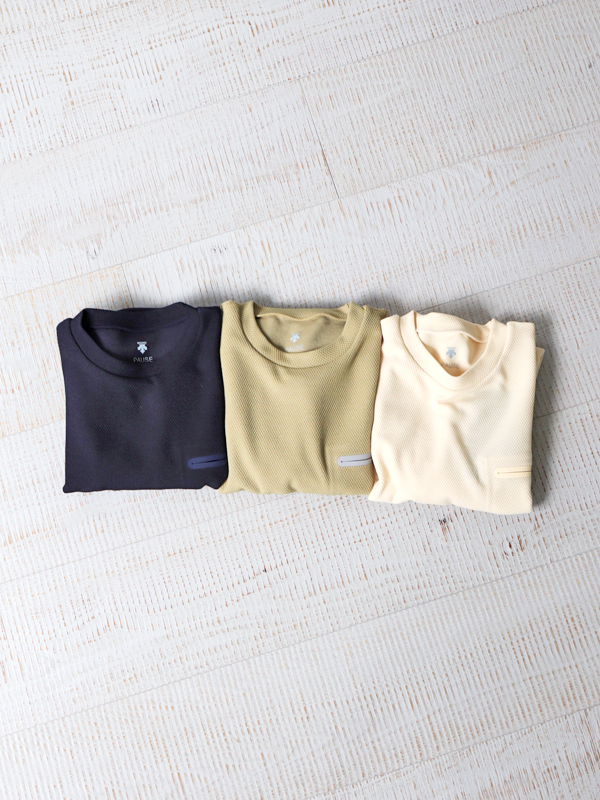 DESCENTE PAUSE THERMAL H/S T-SHIRT