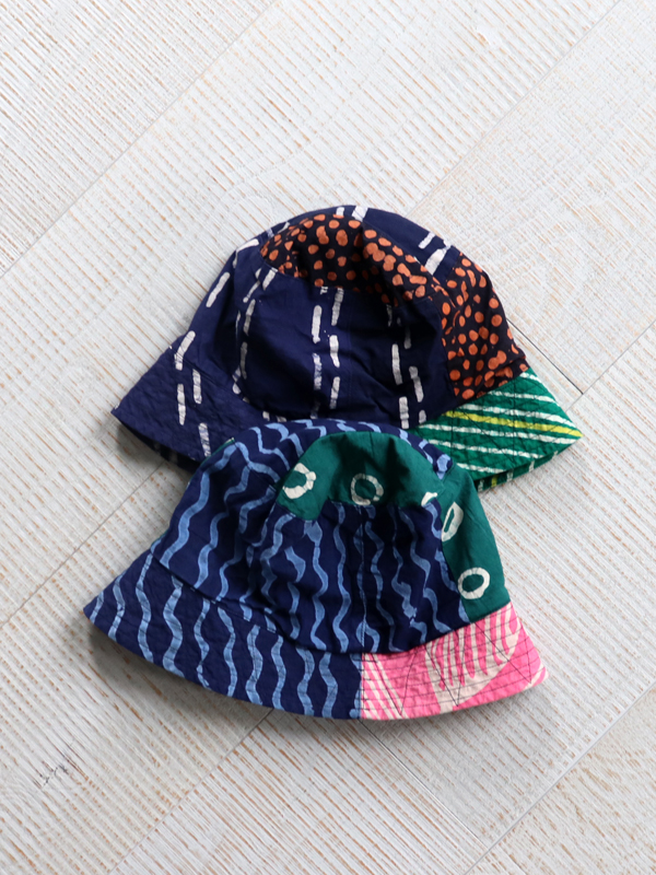 EG x Post Imperial Bucket Hat - St. Batik