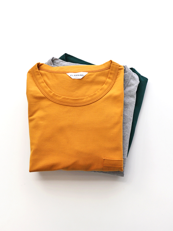 FLAMAND REGULAR LS TEE