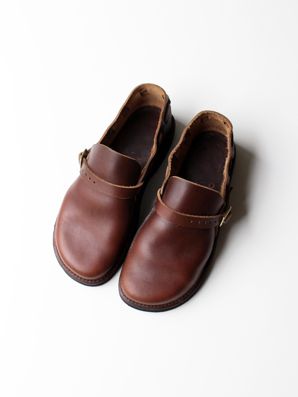 Fernand Footwear Middle English -Brown
